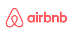 Find us on airbnb